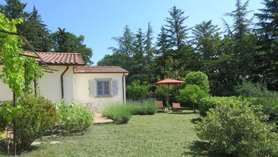 La Ginestra, a lovely, private, and independent Tuscan house for two