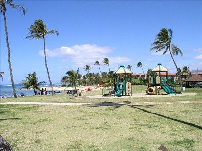 Poipu Beach Playground