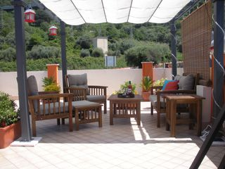 Pizzo apartment photo - Sun Terrace