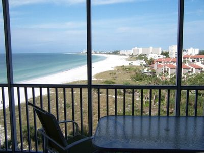 Beautiful Gulf and Beach View!
