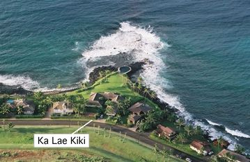 Poipu house rental - An Acre of Paradise on Kauai's southern most point