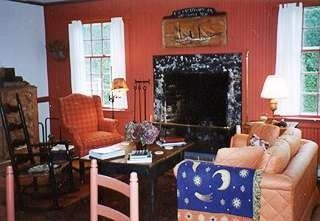 Siasconset cottage photo - Living Room