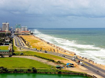 Luxury Emperor 2BR Apartment, within 5* Cinnamon Grand Hotel complex, Galle Face