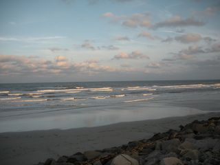 Sunset on the Beach - Crescent Beach condo vacation rental photo