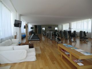 Nuevo Vallarta condo photo - Hollywood style gym with spa services available (massage etc.)