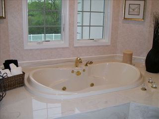 Marblehead house photo - Jetted Tub