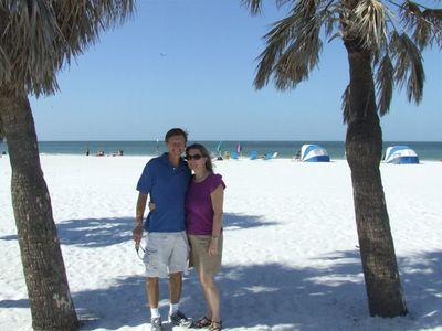 Clearwater Beach!