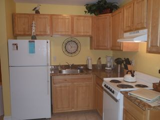 Redington Beach condo photo - Fully Stocked Kitchen
