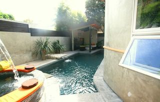 West Hollywood house photo - Pool & Jacuzzi