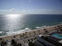 Hilton Ft Lauderdale Bch Res- Stunning High Floor views- Sunny balcony all day