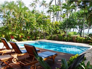 Kahala estate photo - Cottage Heated Pool