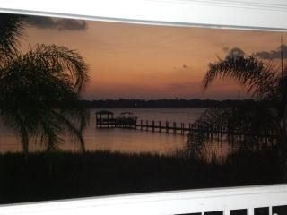 Daytona Beach house photo - Another great sunset!