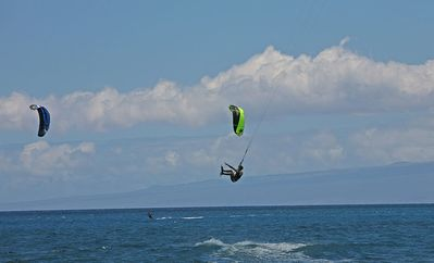 kite surfer!