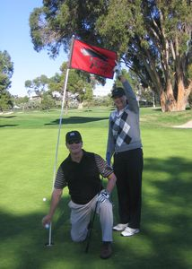 A hole-in-one at Torrey Pines South may await you too!!