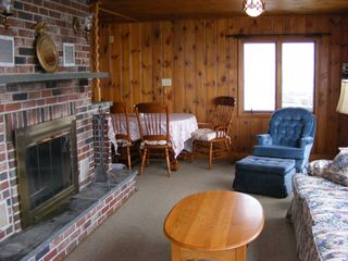 Harpswell cottage photo - Living room - Rocca di Mare