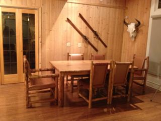 Heber City cabin photo - Dining Table