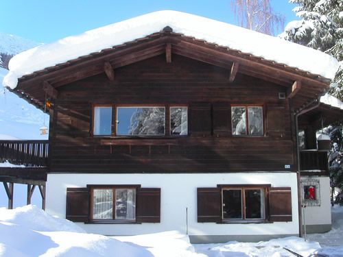 Holiday house 86355, Klosters, Grisons