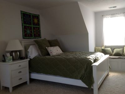 Mashpee house rental - Master bedroom