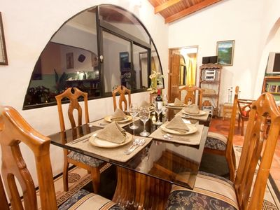 Private Chef Service is Available at Casa Azul