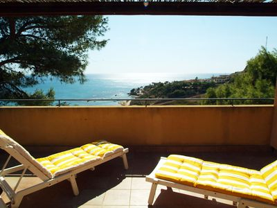 Beautiful panoramic apartment at 300 mt. by the sea - Appartamento Renella 8 Bilocale