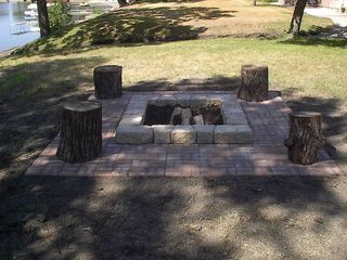 Glenwood cabin photo - Fire Pit