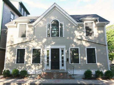 Green Renovation - Newport's first LEED Home
