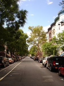 You won't find a friendlier street in NYC!