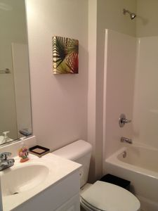 Private bathrooms adjoin to each bedroom!