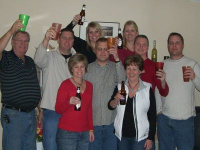 The Sellhorst Family would like to 'Cheers' you for checking out our condo!