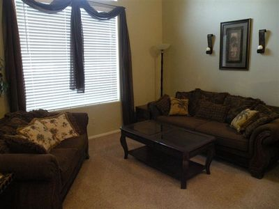 Las Vegas house rental - Living Room