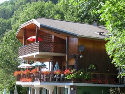 Chalet close to Samoens+Morillon. Rentals in all seasons. Self-catering