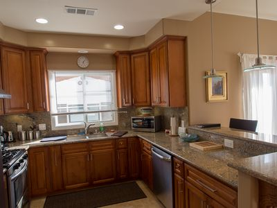 San Clemente condo rental - Another view of the Kitchen