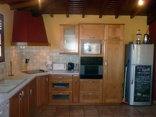Le Marin villa photo - Kitchen