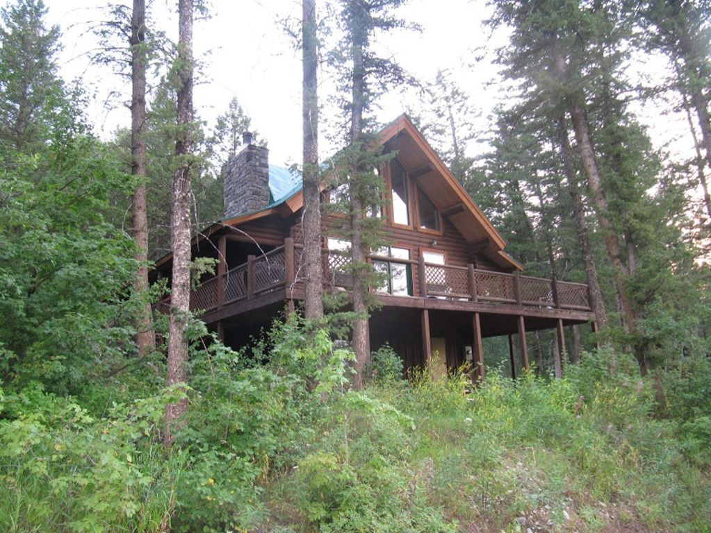 Great all season log house in alpine wy 3 br vacation cabin for rent in star valley wyoming - Alpine vacation houses ...