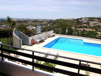 3 bedroom apartment with fantastic sea, marina and town views