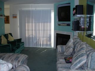 Rehoboth Beach condo photo - This is the large living room, we offer VCRs, DVDs