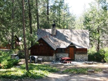 Idyllwild cottage rental - .