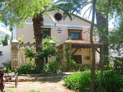 Cottage for 8 people, with swimming pool, in Málaga