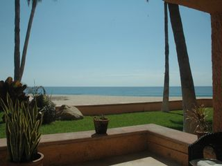 San Jose del Cabo condo photo - Spectacular panoramic ocean view from our patio