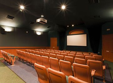 As a guest at Windsor Palms, you will have access to a private theater!