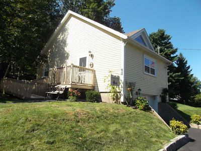 Carriage House Cottage, Ocean Front, Close To Shopping, Restaurants, Activities