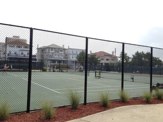 Atlantic City house photo - Ventnor City has 7 tennis courts available & a full basketball court beach front
