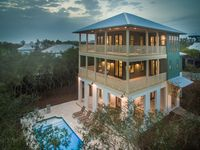 New Home Spring 2016 - Sleeps 10; Pool; Gulf view; May/Aug dates avail