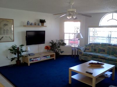 Sweetwater Club condo rental - Spacious Lounge