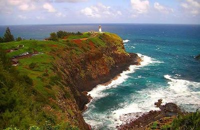Kilauea Lighthouse and Bird Refuge