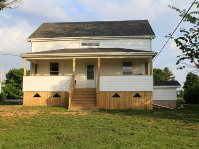 Completely renovated year-round  rental