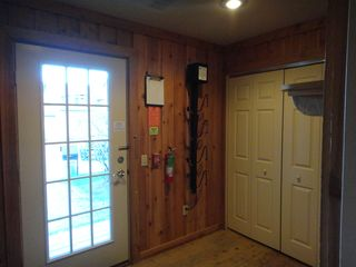 Ludlow condo photo - Mudroom with Boot Dryer