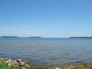 Oneida Lake house photo - lake view