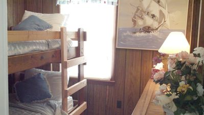 Bunk Bed room on EAST side