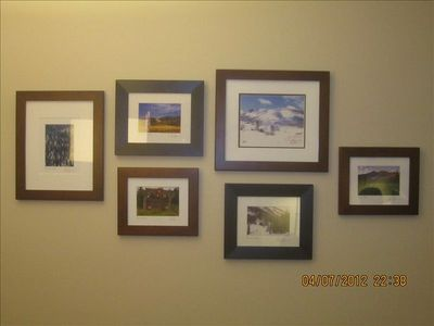 Decorated with great seasonal and historic photos of Park City and PCMR runs
